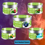 Best Hookah Flavors Goldstar Review & Guide – Herbal 100% Non-Tobacco Shisha Flavor